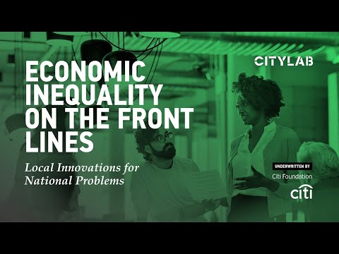 Economic Inequality on the Front Lines: Local Innovations for National Problems